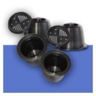 Coffeeduck Espresso Cups voor Nespresso